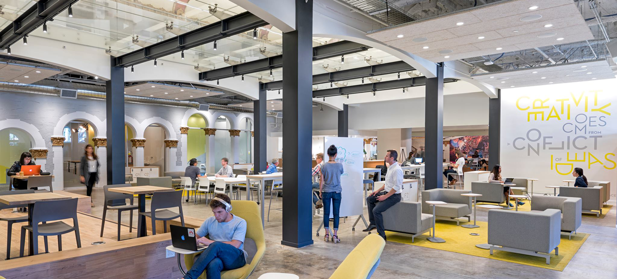 Coworking Office Space: A New Acoustic Design Opportunity?